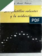 Manuel Pedrajo - Los Platillos volantes y la evidencia
