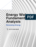 Energy Web Fundamental Analysis
