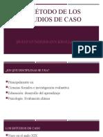 Estudios de caso