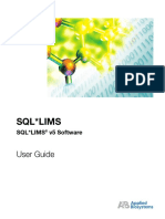 LIMS thermo phisher