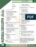 SESIÓN N° 3 -  PRACTICA - ACADEMIA BALDWIN - LITERATURA ROMATICISTA - INDIGENISTA - 1