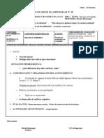 planes de clases QUIÑONES  4- 5 -6 - 7 - 8