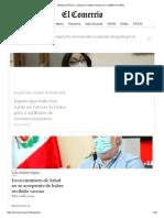 Noticias Del Perú y El Mundo de Último Minuto _ EL COMERCIO PERÚ