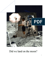 Did we land on the moon
