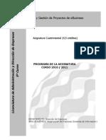 Programa AGP