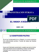 El Orden Jurídico