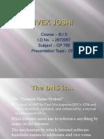 Presentation DNS