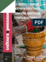 Cultura e Pensamento 02 as Cidades e o Sagrado Dos Povos Tradicionais Digital v2 Final