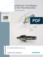 Technishe Grundlagen Fuer Den Maschinenbau Flender