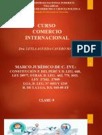 CLASE 8 Marco Jurídico de C. Int.