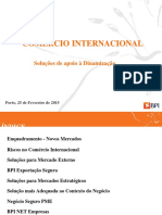 3. Comércio Internacional- Soluções de crédito Fev 2015