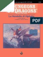 D&D - Set4 M2 - La vendetta di Alphaks