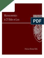 Microeconomics Must