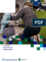 19A-HLTAID003 Provide first aid learner guide