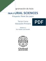 Programación Natural Sciences 3 - Module 2 Units 4-5