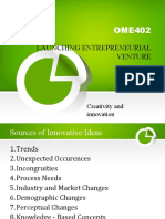 Sources of Innovative Ideas PPT