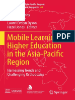 (Education in the Asia-Pacific Region_ Issues, Concerns and Prospects 40) Angela Murphy, Helen Farley, Laurel Evelyn Dyson, Hazel Jones (Eds.) - Mobile Learning in Higher Education in the Asia-Pacific