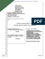 Gavrieli v. Guangzhou Deqifu Trading - Complaint
