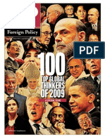 Foreign Policy Speical 2009