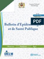 Bulletin d'épidémiologie et de santé publique (Juillet 2018)N° 76 (1)
