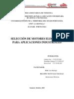 seleccion de motores
