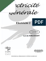 Elec2-Loi de KIRCHHOFF