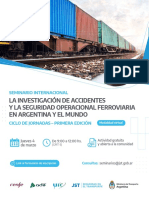 Flyer Seminario Internacional JST