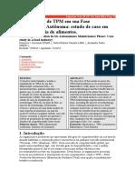 Implantação do TPM e Estudo de Caso Revista Espacios