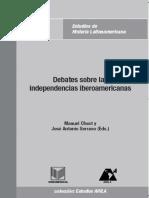 ~~$Debates Sobre Las Independencias Iberoamericanas by Manuel Chust, José Antonio Serrano (Z-lib.org)