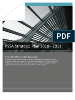 PSSA Strategic Plan 2010