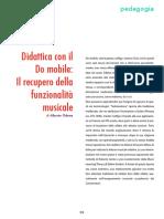 A.odone Didattica Con Il Do Mobile (Audation 01:2015)
