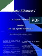 Clase Teórica 14.2 Arrollamientos en Máquinas Eléctricas Rotativas