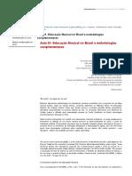 G_EMU_MEM3_5_1_ Aula 01- Educação Musical no Brasil e metodologias complementares