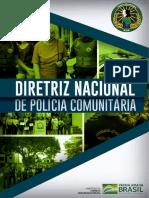 Diretriz Nacional Polícia Comunitária