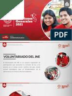 PPT- Voluntariado_Elecciones Generales 2021