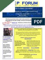 LinCP Forum Austin Flyer 1