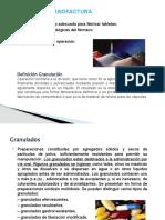 caracteristicas de polvos en la industria farmaceutica