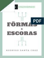Formas e Escoras_ Guia P - Rodrigo Santa Cruz