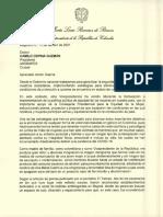 Carta de la Vicepresidencia a Camilo Ospina - Asobares.pdf