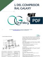 MANUAL DE COMPRESOR ORAL GALAXY