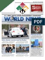 IMCOM World News 25 Feb. 2011