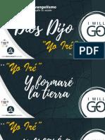 Dios Dijo Yo Iré (2)