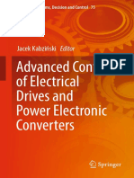 Advanced Control of Electrical Drives and Power Electronic Converters ( PDFDrive )
