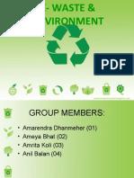 e-waste ppt grp 1