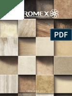 Vitromex Catálogo