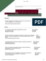 Políticas migratórias e a formação de identidades _História Unisinos_artigo publicado