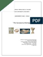 Catholic Marriage Liturgy