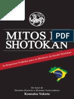 Mitos Do Shotokan_ as Repostas - Kousaku Yokota