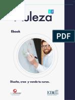 eBook- Diseña, Crea y Vende Tus Cursos