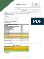 IT 050_rev000 - Norma Para Uso de Códigos de Serviços